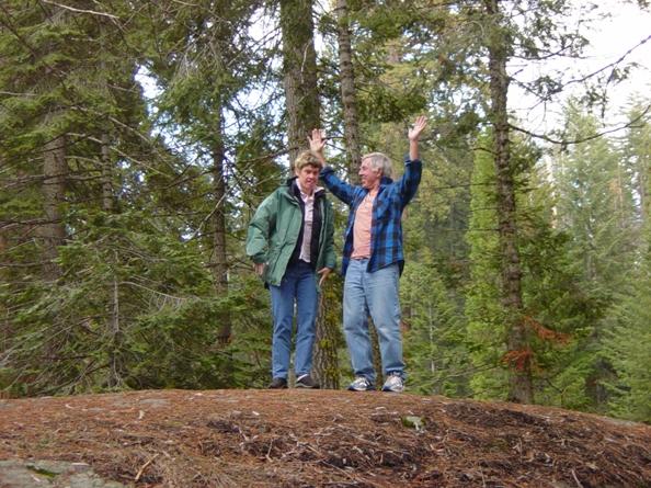 Peyton at Yosemite, 2007